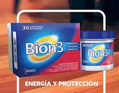 Bion 3 // Conserva a tu novia - Conserva tu trabajo