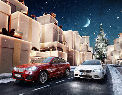BMW Christmas Campaign