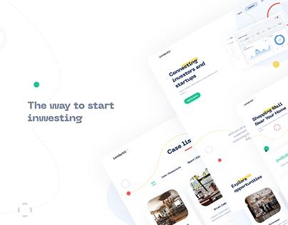 Crowdfunding platform | LenderKit millennial theme