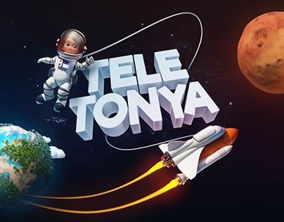 TeleTonya Match 3 Game