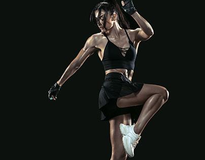 Fitness girl II
