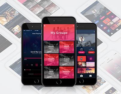 Colar Mobile App