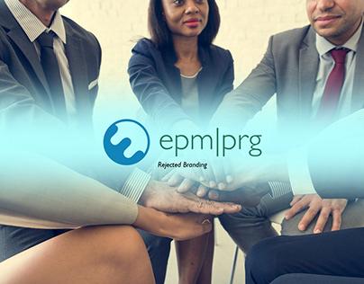 Rejected EPM|PRG Branding