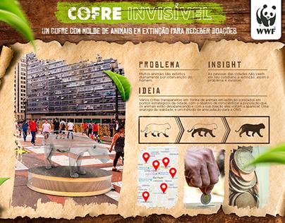 WWF | Cofre Invisível