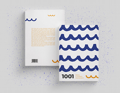 """1001"" book covers"