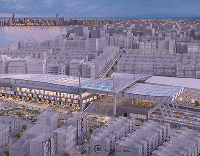 Mansoura train station