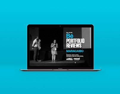 Behance Portfolio Reviews Maracaibo #2