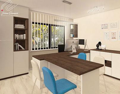 Director's office Interior Design