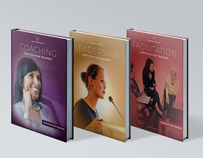 Cover Design - Series of 3