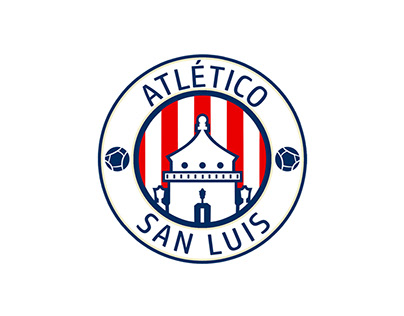 Atletico San Luis Rebranding