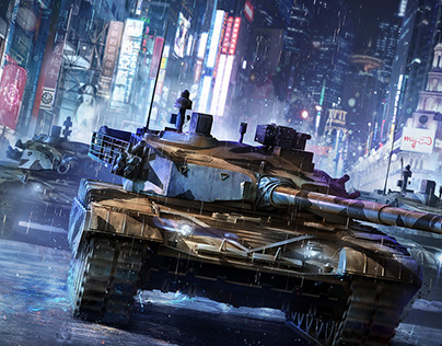 Armored Warfare tanks