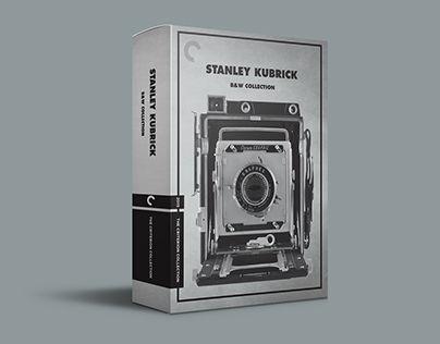 STANLEY KUBRICK B&W COLLECTION