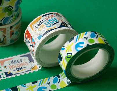 Personal Washi Tapes
