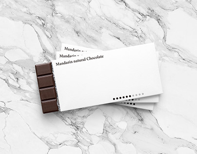 Mandarin natural Chocolate