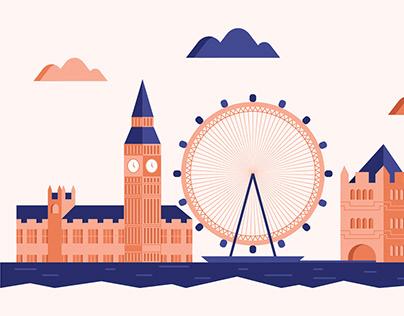 LONDON (2019 Project)