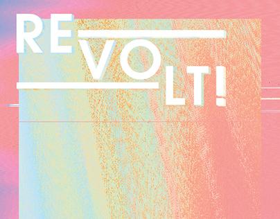 Revolt! Music Event Promo