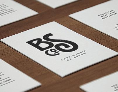 BS Carpinteria de Autor :: Diseño de Logo
