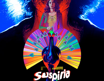 Susipria | Screenprint Poster