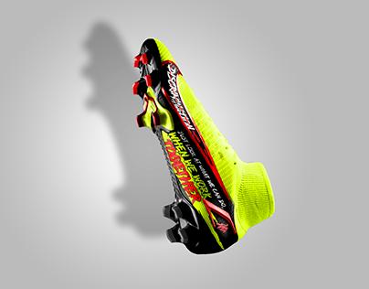 Nike 'Discrimination' Superfly - Virtual Concept