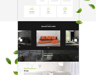 Fronti.pl - strona internetowa