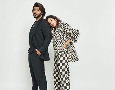 Janhvi Kapoor X HerStory Jewels X Harper's Bazaar India