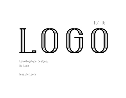 Logo / Logotype 15'16'