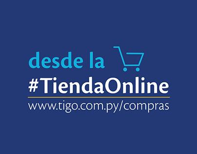 Ventajas Tienda Online Tigo
