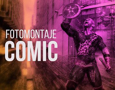 Photoshop Comic / Fotomontaje