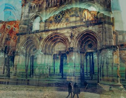 The invisible cities of Italo Calvino