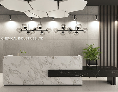 Corporate Office Interior, ASM Chemical Industries Ltd.