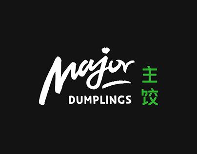 MAJOR DUMPLINGS