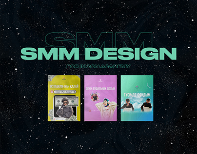 SMM Design for Incon Academy
