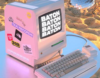 Baton - Music Visualiser