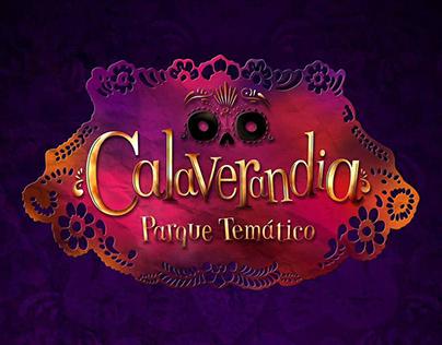 Calaverandia - Video Mapping