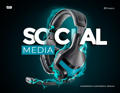 Social Media | Acessórios e Mais