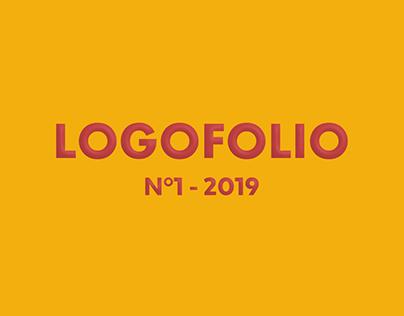 Logofolio N°1, 2019