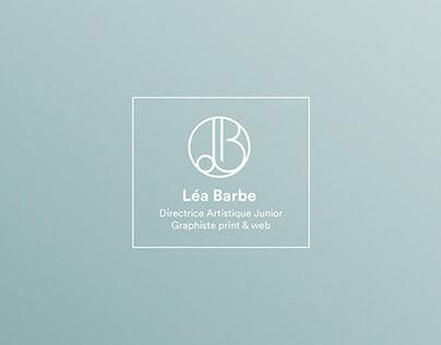 Léa Barbe - Resume