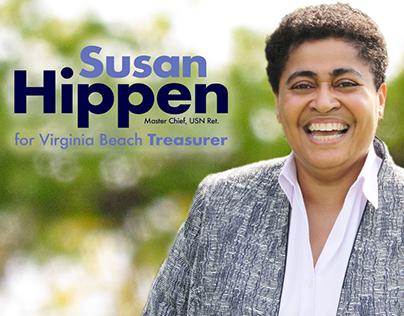 Susan Hippen for Treasurer