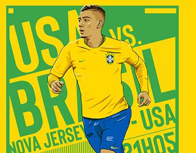 ANDREAS PEREIRA - BRASIL