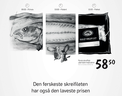 Advertisement for Rema 1000