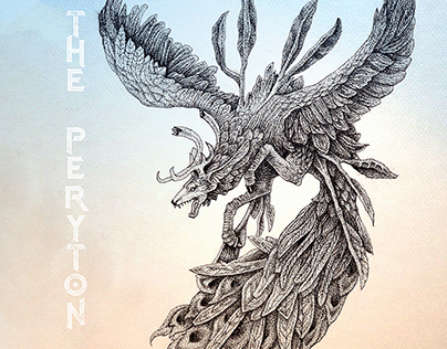 Mythical Creatures Series - The Peryton