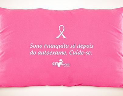 Campanha contra o Câncer de Mama do Citi hotéis