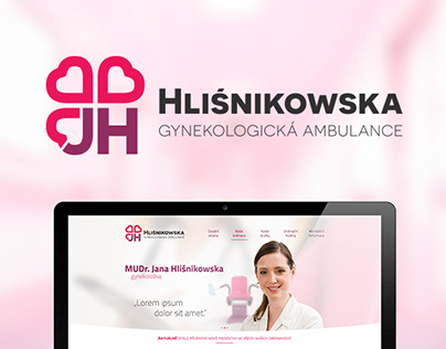 Hlisnikowska - gynecologist's office | Logo