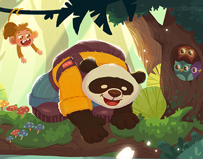 Panda's Adventure