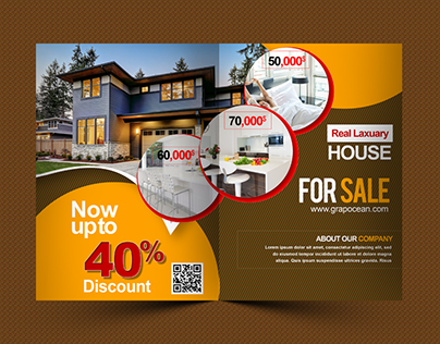 Brochure Design in Photoshop
