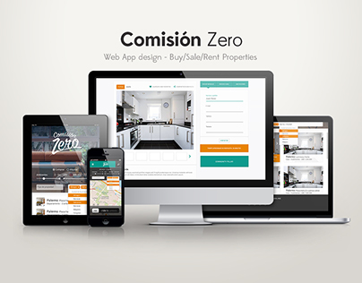 Web App design -