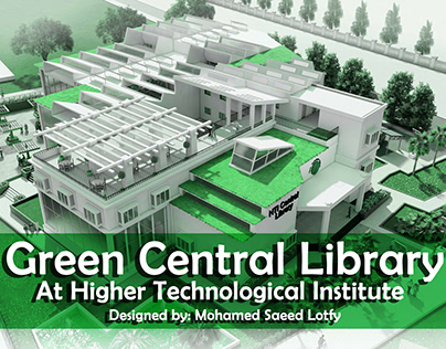 Green Central Library