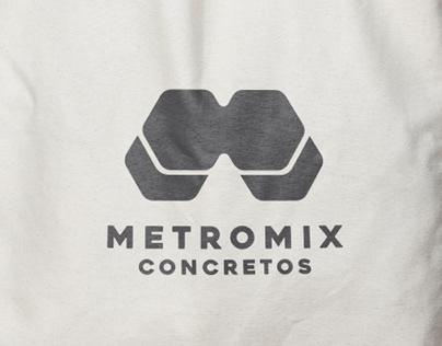 Metromix Branding