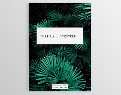 Partir à L.Aventure - Internship report