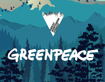 Greenpeace - Magical Forest